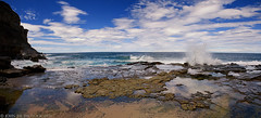 The Royal Edge (John JHL Photography) Tags: park seascape beach beautiful john sydney royal national edge nsw jhl garie abigfave