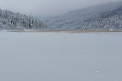 Cerkniko jezero (happy.apple) Tags: winter snow ice landscape led slovenia slovenija zima sneg cerknicalake cerknikojezero intermittentlake zadnjikraj presihajoejezero