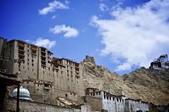 Royal Palace - Leh (Nomadcitizen) Tags: india architecture 50mm nikon king palace himalaya leh ladakh d90