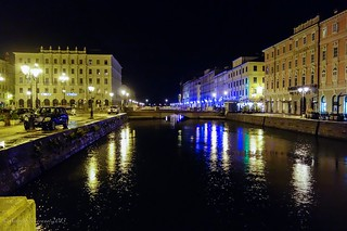 TRIESTE BY NIGHT #2-102
