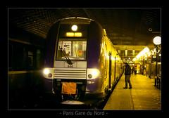 Gare du Nord - Paris (z0ben) Tags: paris gare du demotivator nord