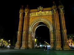Arc de Triomf 1888 (linking Art) Tags: barcelona city vacation españa holiday architecture spain europa europe barca arch arc eu catalonia triumphalarch catalunya cataluña arcdetriomf espanya барселона європа іспанія каталонія