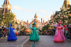 DLP Halloween 2012 - Disney Magic on Parade!