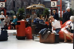 Image titled Glasgow Central 1980s