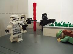 Dantooine (~J2J~) Tags: city trooper rebel star lego empire wars entry battlefront dantooine brickarms uploaded:by=flickrmobile flickriosapp:filter=nofilter