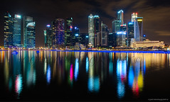 MARINA BAY N5 (CGDP) Tags: light building colors marina bay nikon singapore couleurs ngc singapour fx fullerton reflets merlion lumieres d800 batiments nikoniste nikonpassion pixeliste cgdp afs24mf14g