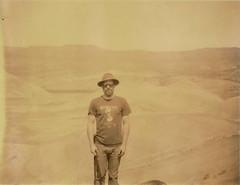 Kyle Lee Beck (mattpensworth) Tags: oregon polaroid chocolate paintedhills landcamera kyleleebeck