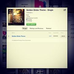 ดู MV จบก็จัดเลย เพลงละ 20 บาท #itune #yoshiki #composer #golden #globe #theme #song