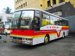 Victory Liner 1648 (Next Base) Tags: victory liner 1648 inc bus number body santarosa philippines exfoh model sr chassis a5518310 hocl engine d2866loh27 suspension air suapension seating configuration 2x2 capacity 49 shot location kamias terminal