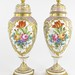 181. Pair of Porcelain Mantel Urns