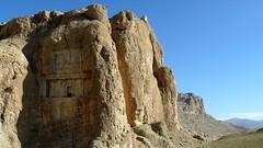 Xerxes I Tomb, Near Persepolis, Iran (Viaggiatore Impreparato) Tags: world travel persian iran tomb persia viaggio tomba emperor xerxes mondo perspolis impero serse pasangarde