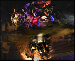Power to the Insecticons (Dudesnbots) Tags: rock cobra eli sam n joe transformers slaughter roll clutch thor iv gi avengers sgt manning sarge sergeant hiss widescope insecticon recondo witwicky