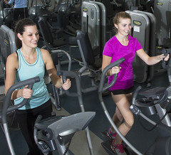 Elliptical (upper valley aquatic center) Tags: yoga swimming running trainers health biking spinning workout fitness gym treadmill weights kinesis elliptical trx personaltraining uvac uppervalleyaquaticcenter