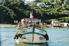 Barco Camila (Francisco.alvareza) Tags: barco zoom tele zenit vivitar niebla valdivia 12xp