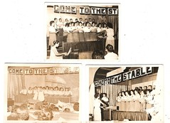 Come to the Stable (Fellowship Baptist Church - Bacolod) Tags: old pics