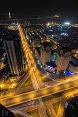 vl_00601 (Hanoi's Panorama & Skyline Gallery) Tags: street light sky panorama building tower architecture skyscraper asia skylines vietnam hanoi nigh việtnam nighlight hànội