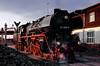 03 2204 (maurizio messa) Tags: railroad germany thüringen railway trains steam bahn mau germania ferrovia treni dampf vapore yashicafxd 032204 br03 teamlorie