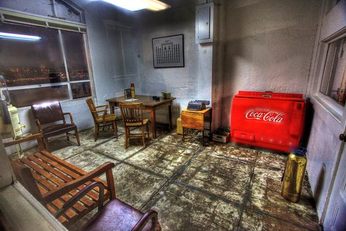 The Lounge at Alcatraz