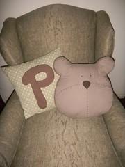 Almofadas prontas (Erika Patchwork) Tags: urso passarinhos saquinhos