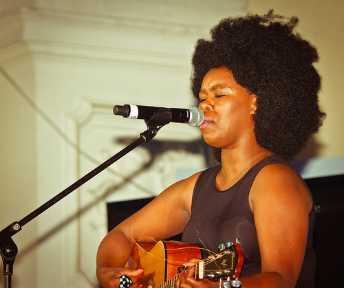Samsung at Cape Town City Hall - Zahara