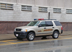 Floyd Co Sheriff_8823 (pluto665) Tags: car truck police squad suv cruiser rmp