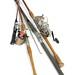 31. Collection of Vintage Fishing Rods