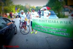 Save Bukit Kiara, oppose Berjaya (Traks Of Malaysia) Tags: malaysia kiara berjaya traks jln dbkl mns bukitkiara malaysiatrulyasia fobk