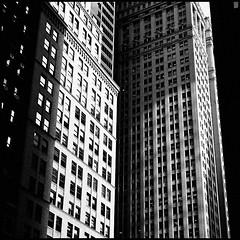 NYC 2012 (Punkrocker*) Tags: street city nyc bw newyork digital square 50mm nikon manhattan nb nikkor 5018 afd d700