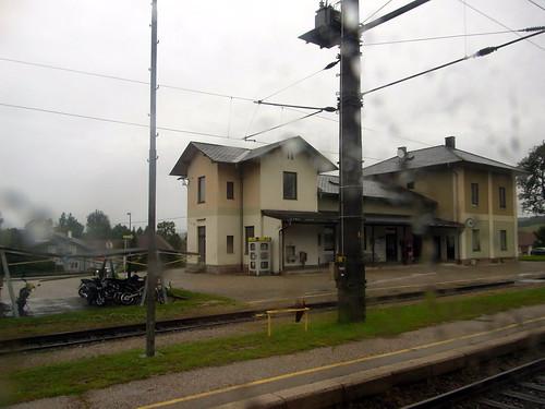 Prague to Linz