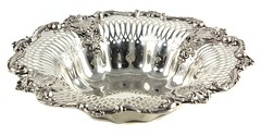 S1. Sterling Silver Center Bowl by Black, Starr & Frost