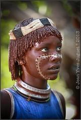 "Les ""Hamer"" - ""Hamar Tribe"" ( Jean-Yves JUGUET ) Tags: africa portrait people woman man canon photography faces jean african tribal valley tribes afrika yves ethiopia » ethnic minority karo mursi hamar tribo hamer ethnology tribu omo « ethiopie oromo ethnique konso ethnies juguet tsemay minorité »omo"