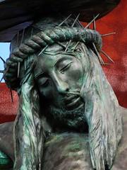 I giorni della Passione.. (antonè) Tags: sardegna pasqua happyeaster crocifisso baronia galtellì antonè passionedicristo montetuttavista statuabronzea pedroangelmanrique
