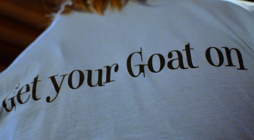 Get your Goat on