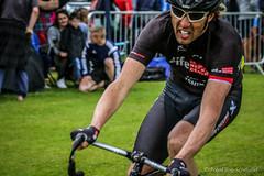 Cyclist: Paul Gallacher (FotoFling Scotland) Tags: scotland cyclist event balloch highlandgames lochlomondhighlandgames paulgallacher