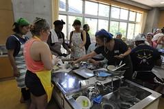 160809-N-LV456-067 (Fleet Activities Yokosuka) Tags: yokosuka japan culturalexchange cooking communityrelations curry gyoza suwaelementary