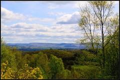 The Trossachs (jancam25) Tags: landscape view scotland sky green blue trossachs