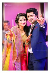 SAHIL & MINAL :) (Vipul Sharma 007) Tags: world wedding people inspiration love sunshine asian happy photography us couple pretty day photographer indian ceremony smiles photographers happiness follow wear ring event page goals vipul lovely bliss ethnic punjabi indianwedding sharma