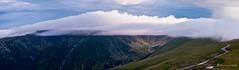 Transalpina pano (Danny_Little) Tags: landscape romania transalpina sunrise nature clouds