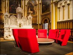 Universit Concordia ( salle de lecture) (josboyer) Tags: chapelle salle de lecture universit concordia soeurs grises