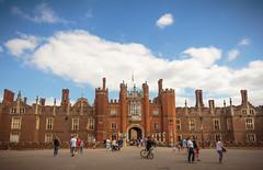 Hampton Court Palace (willhelliwell) Tags: hamptoncourt palace hampton king uk royalty