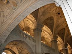 09-IMG_4089 (hemingwayfoto) Tags: altstadt architektur bauwerk dsseldorf gebude innenansicht katholisch kirche kloster religion rheinland standreas