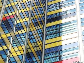 Colorful architecture EXPLORED!
