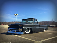 IMG_34671 (skyisthelimitdj) Tags: chevy pickup low rider classic truck car muscle c10