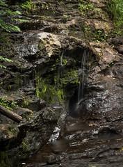 Garwin Falls (Seth J Dewey Photo) Tags: newhampshire wilton summer water woodlands