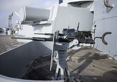 20mm Oerlikon AA Guns (dcnelson1898) Tags: mobile alabama mobilebay battleshipmemorialpark ussalabama bb60 southdakotaclassbattleship usnavy militaryhistory warship worldwar2 gun antiaircraft