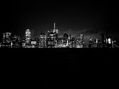 New York's light in the dark (Ricardas Jarmalavicius) Tags: blackandwhite blackwhite bw bestphoto beautiful background photography photographize photooftheday popphotocom photographie pics adorenoir iphone6s iphoneography monochrome mobilephotography jarmalavicius ricardasjarmalavicius romantic flickr flickrheroes flickrfriday newyork newyorkcity nyc night city cityscape 121clicks street streetphotography noiretblanc 500px instagram nationalgeography iphonephotography bnw blackandwhitephotography