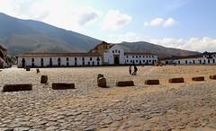 Placa Mayor, Villa de Leyva, Colombia (nick taz) Tags: placamayor colombia unspoilt space villadeleyva