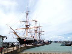 IMG_2919 (C.K.H.) Tags: portsmouth historic dockyard hmswarrior