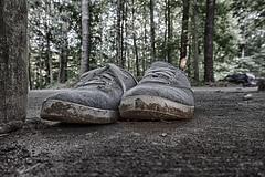 DSC02494-96_HDR (Capt Kodak) Tags: chattahoocheerivernationalrecreationarea hdrefexpro2 madefrom3images medlockbridgepark nationalparkservice nikcollectionbygoogle niksoftware photomerge shoes summer