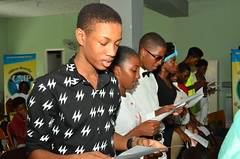 30 Students Graduate from CSJP Summer Camp
